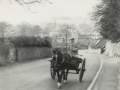 Tommy Holliday with Horse and Cart on Church Hill - 1945 - 1955 - cneta0n2000a