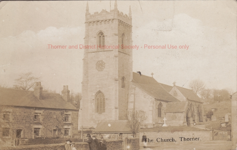 St Peter's at the turn of the century - 1890 to 1910 - adlb_0193