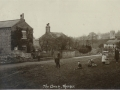 Children playing on the old village green - 1890 to 1910 - cneta0n200lr